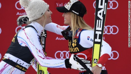 Lara Gut: Family affair pushes Swiss skier to new heights