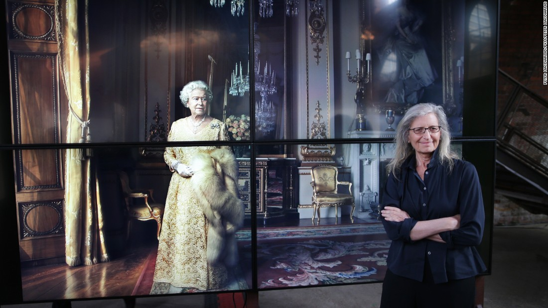 The 'WOMEN: New Portraits' exhibition first showed in London earlier this year.