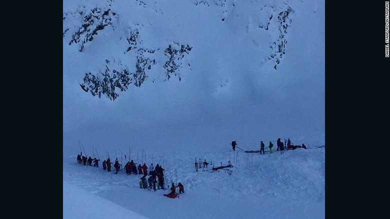 Teacher charged after deadly Alps avalanche