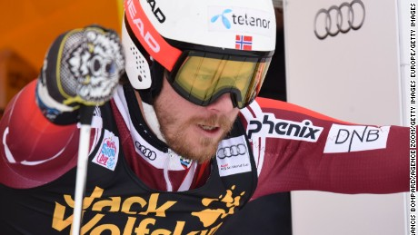 Kjetil Jansrud is a longtime friend and teammate of Svindal.