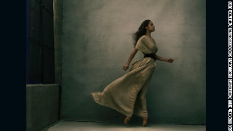 World's strongest women? Annie Leibovitz revisits 'Women' with new works