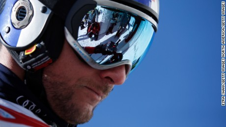 Svindal has designs on starting his own tech business after his skiing career
