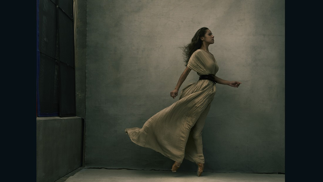 American photographer Annie Leibovitz has revealed the latest portraits in her long-running <em>Women </em>series at London' Wapping Hydraulic Power Station. The exhibition includes new portraits of Misty Copeland, Amy Schumer and Adele.
