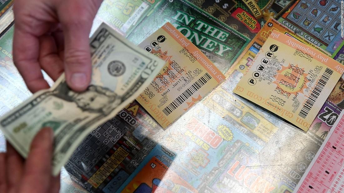 Unclaimed gambling winnings