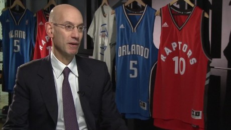 nba looking to globally expand adam silver interview alex thomas_00000401