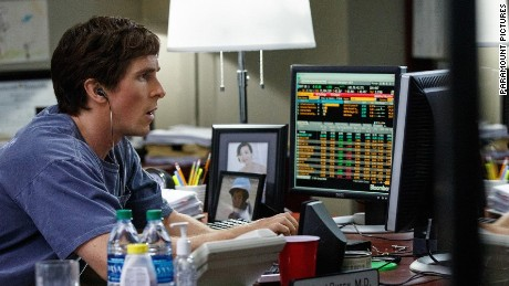 "Christian Bale stars in ""The Big Short,"" which won the PGA's top prize."