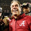 Nick Saban  Alabama Crimson Tide