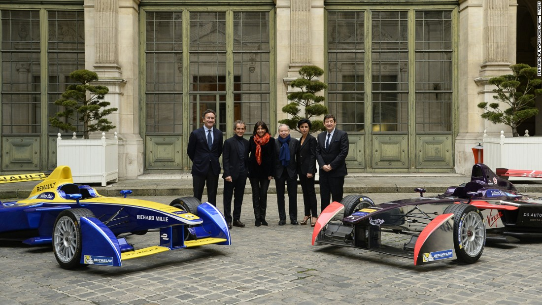 FIA president Jean Todt says it was important to create an electric motorsport series like Formula E.