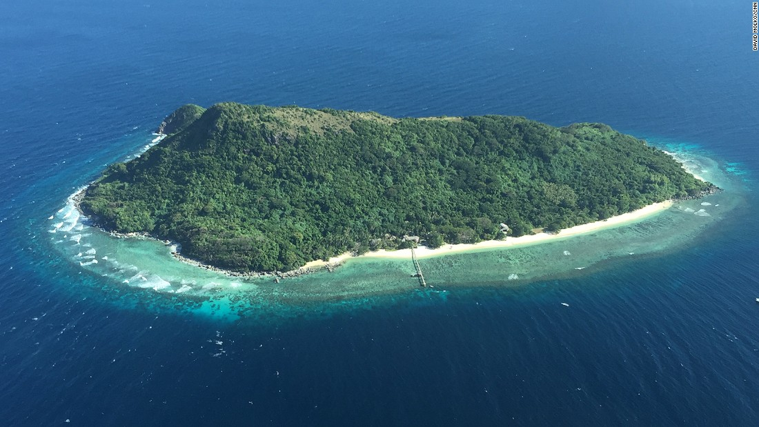 Ariara is a 125-acre (500,000-square-meter) private island in the Philippines.