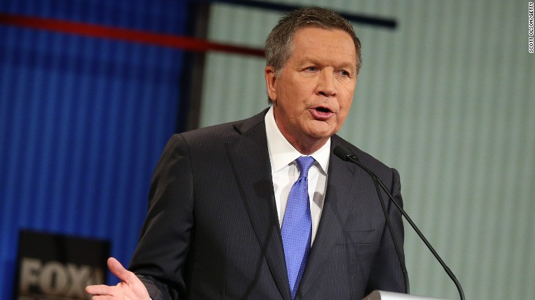 Kasich's take on the Iran deal and prisoner swap