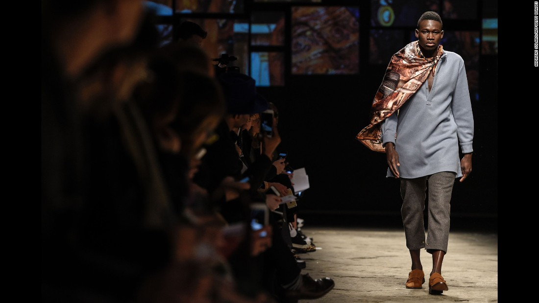 The brands were the second group of African-designed menswear labels selected and promoted at Pitti by ITC Ethical Fashion Initiative as part of its African Designer Program. The first group showcased their collections during the 88th edition of Pitti Uomo in June 2015.