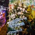 indonesia jakarta blast 0114 flowers
