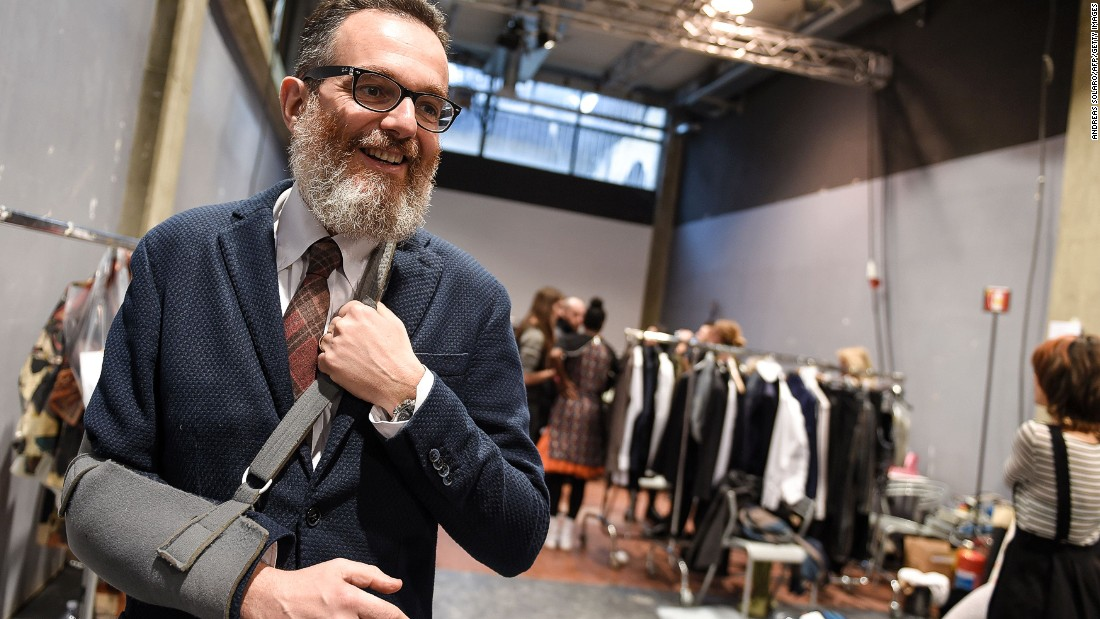 The initiative to include the asylum seekers and the work to bring African designers to an international audience is led by Simone Cipriani, head and founder of the ITC Ethical Fashion Initiative.
