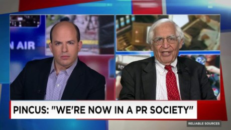 Walter Pincus says we're in a 'PR society'_00000000