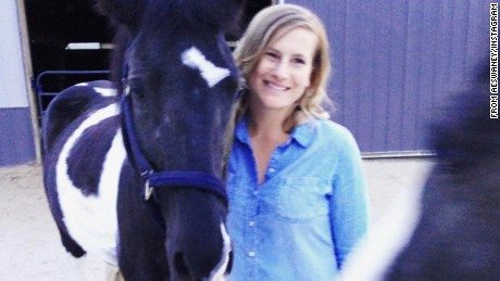 Ann Swaney loved horses and traveling.