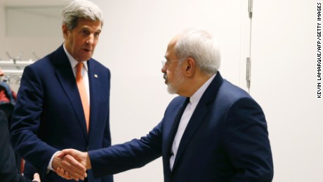Now we see the benefits of U.S. diplomacy with Iran