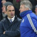 martinez hiddink chelsea everton