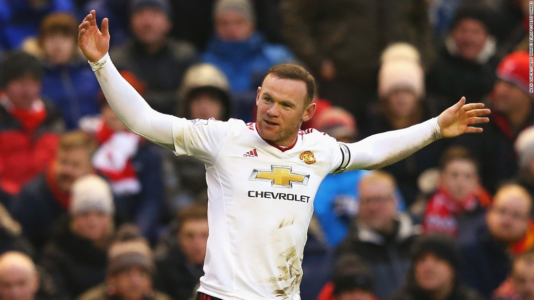 Pro-Brexiters are hoping that the country's national teams field more players like Manchester United's Wayne Rooney, who is one of England's most celebrated players of all time.