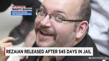 Washington Post Editors React to Jason Rezaian's Release_00032213