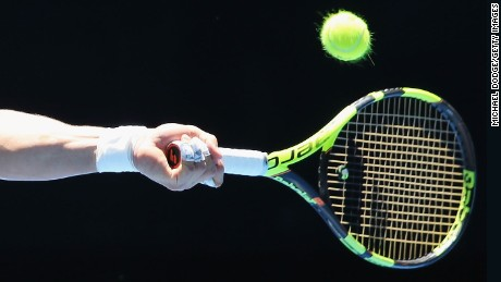 Betting suspended on Australian Open doubles match, players deny fixing