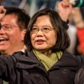 Tsai Ing Wen 2016 female leader