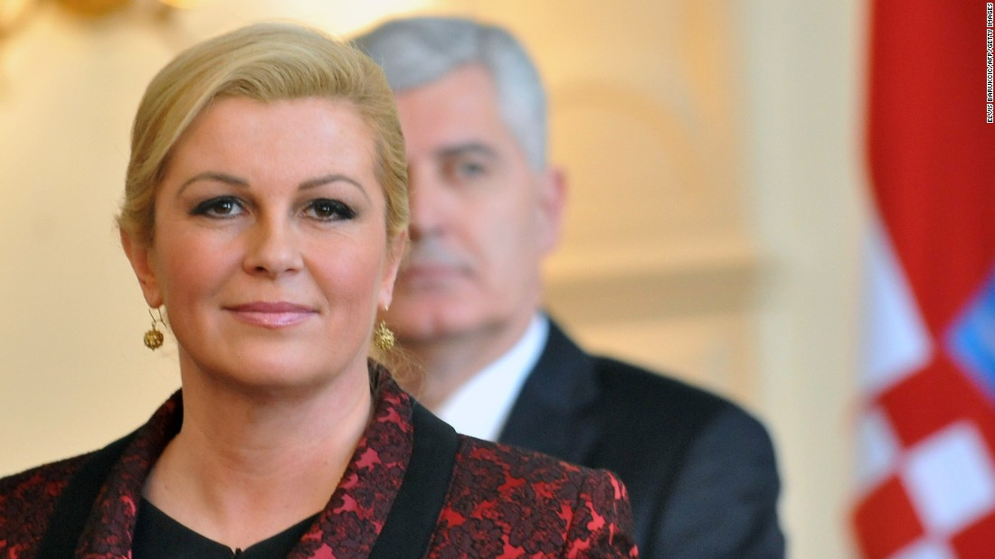 croatian president - photo #7