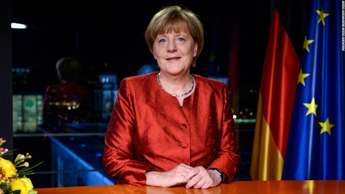 Angela Merkel has been the Chancellor of Germany since 2005 and is the European Union's longest-serving head of government.
