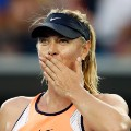 sharapova australian open 2016