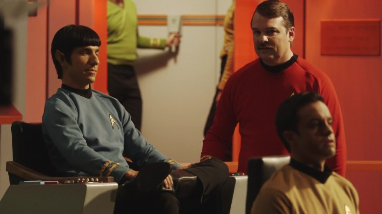 Fans create their own 'Star Trek' show