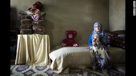 Syria's 'lost generation' of girls