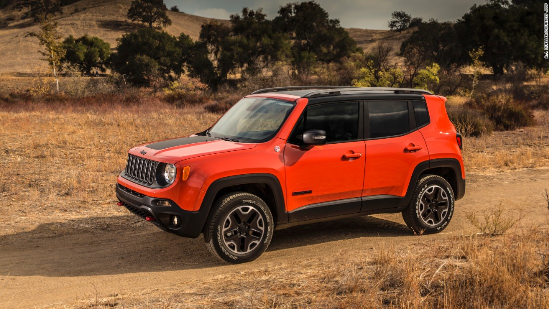 "Recently, she worked on the Jeep Renegade. ""We try to rock the boat a lot,"" Turner says. ""We try to push for new colors, new materials."""
