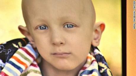 Eight-year-old Dorian Murray