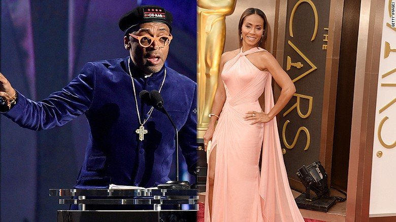 Celebrities to boycott Oscars over race issue