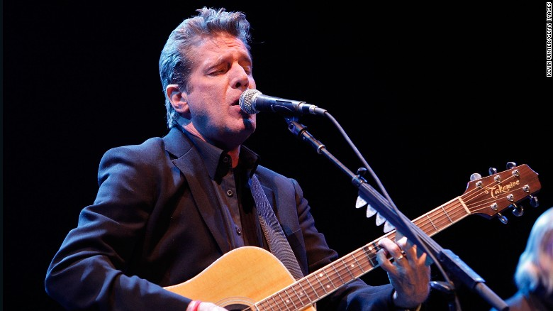 Glenn Frey's greatest hits