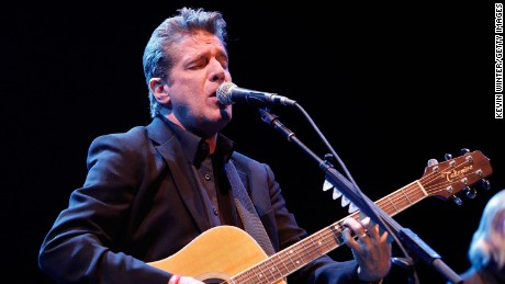Eagles legend Glenn Frey dead at 67