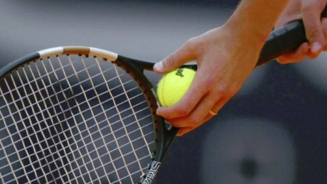 There were more claims made about match fixing in tennis.