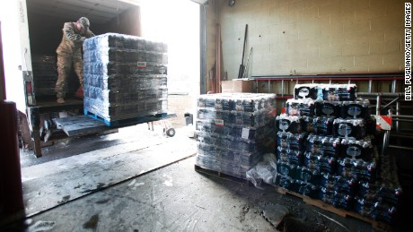 Resident: Flint water is 'poison'