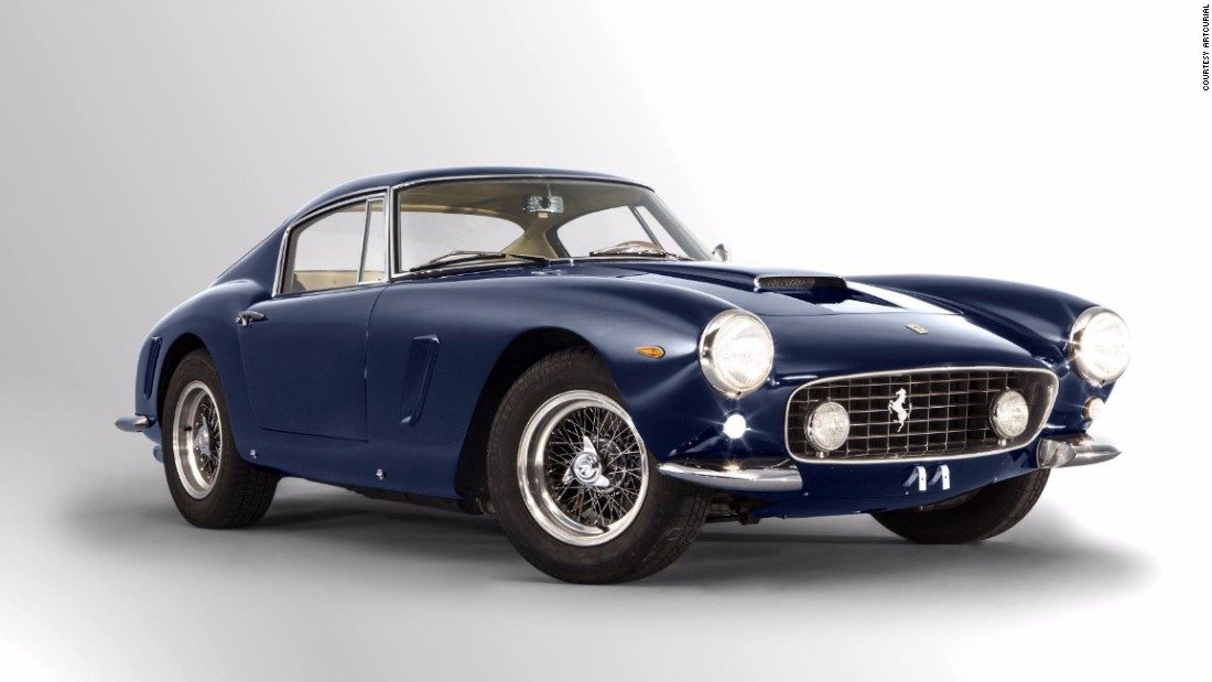 The last of its kind ever made, this classic car has been in the same family for nearly three decades -- that of renowned Swiss collector Antoine Midy -- and has never before been auctioned. Estimated auction sale price: $10 - $13 million (€9 - €12 million).