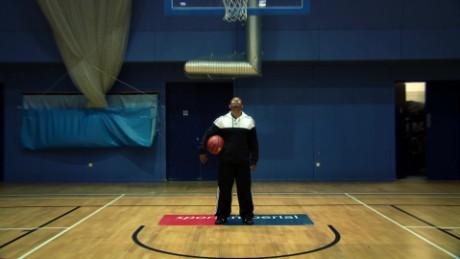basketball nba shortest player muggsy bogues intv_00001806