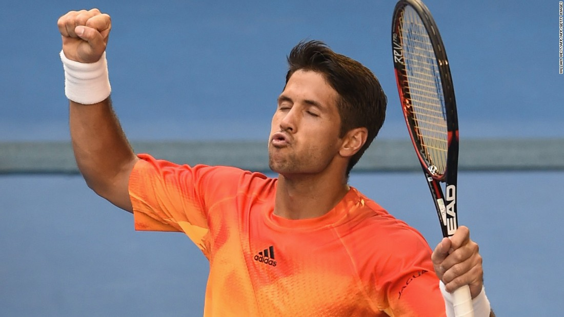 The victory was only the third in 17 encounters that Verdasco has managed over his fellow Spaniard Nadal. His reward is a second-round clash against Dudi Sela of Israel.