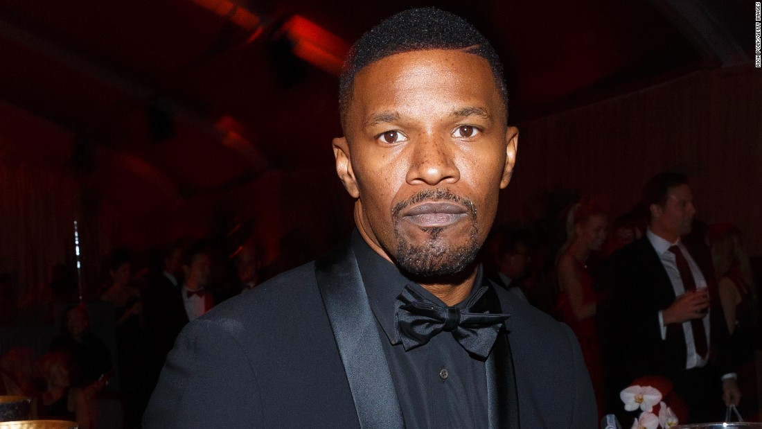 After his truck rolled over and caught fire, driver Brett Kyle can thank actor Jamie Foxx and another good Samaritan for pulling him from danger on the evening of January 18, 2016.