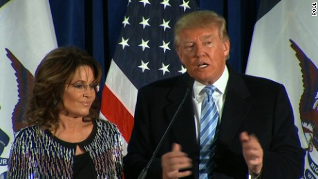 Trump supporter Sarah Palin calls Carrier deal 'crony capitalism'
