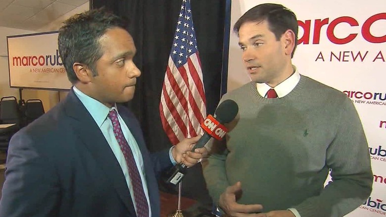 Rubio: Consequences for violating immigration laws