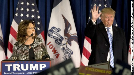 Trump and Palin more alike than you think
