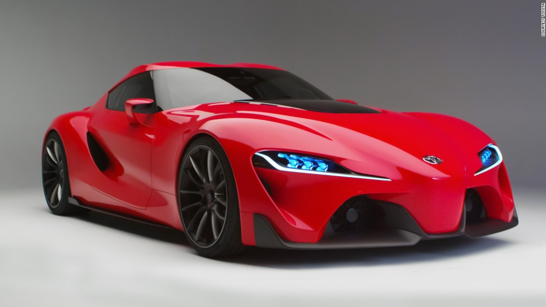 "She worked on one of Toyota's most exciting recent projects: the FT-1. ""From color and trim standpoint in the FT-1, there was a laser-like focus on staying true to function,"" Wendy says. <br />"