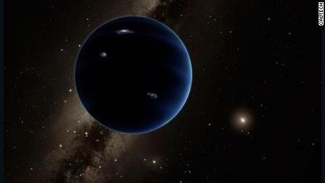 Ninth planet may have been discovered, researchers say