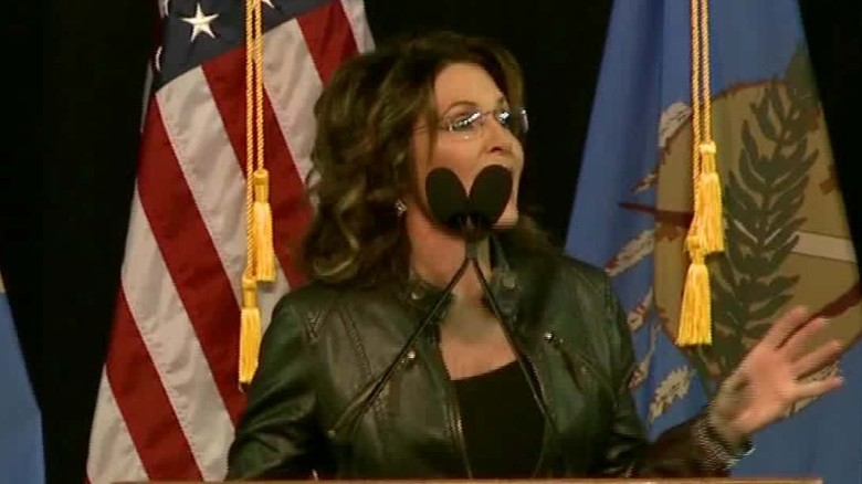 Sarah Palin: Respect our troops