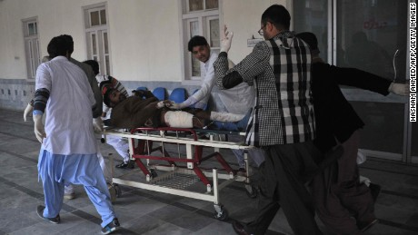 At least 19 dead in attack at Pakistan University.