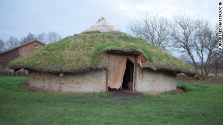 See inside a Bronze Age village