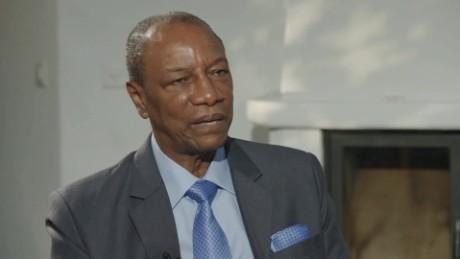 guinea president alpha condé davos intv_00001104